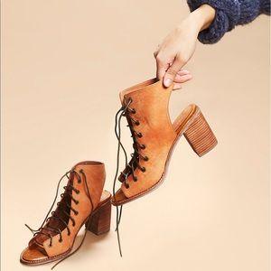 free people heeled sandals